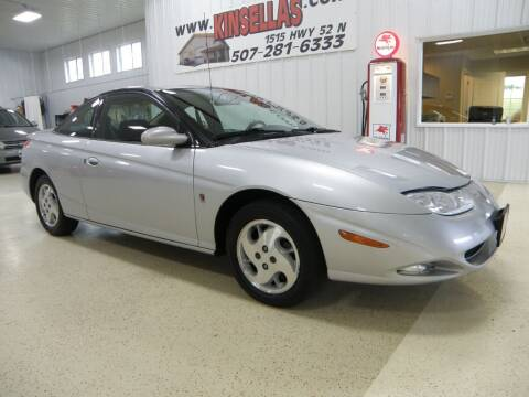 2002 Saturn S-Series for sale at Kinsellas Auto Sales in Rochester MN