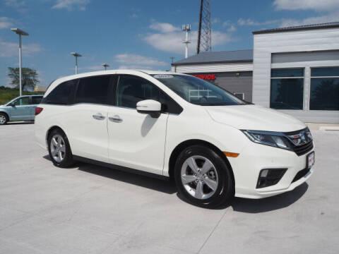 2019 Honda Odyssey for sale at SIMOTES MOTORS in Minooka IL