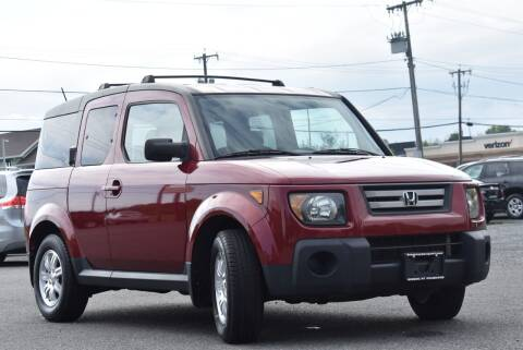 2008 Honda Element for sale at Broadway Garage of Columbia County Inc. in Hudson NY