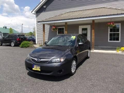 2010 Subaru Impreza for sale at Lakes Region Auto Source LLC in New Durham NH
