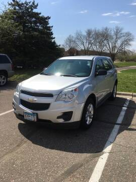2012 Chevrolet Equinox for sale at Specialty Auto Wholesalers Inc in Eden Prairie MN
