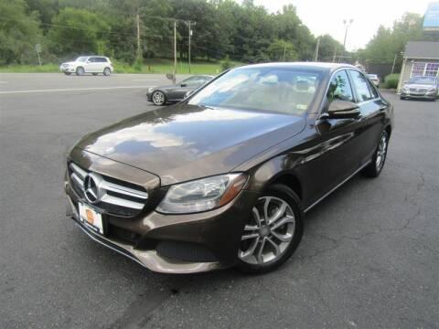 2015 Mercedes-Benz C-Class for sale at Guarantee Automaxx in Stafford VA