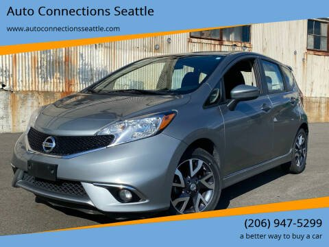 2015 Nissan Versa Note for sale at Auto Connections Seattle in Seattle WA