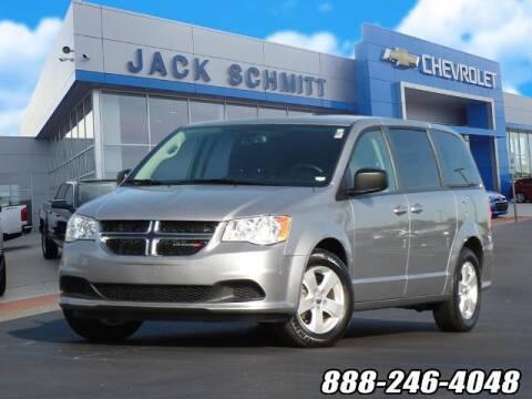 2018 Dodge Grand Caravan for sale at Jack Schmitt Chevrolet Wood River in Wood River IL