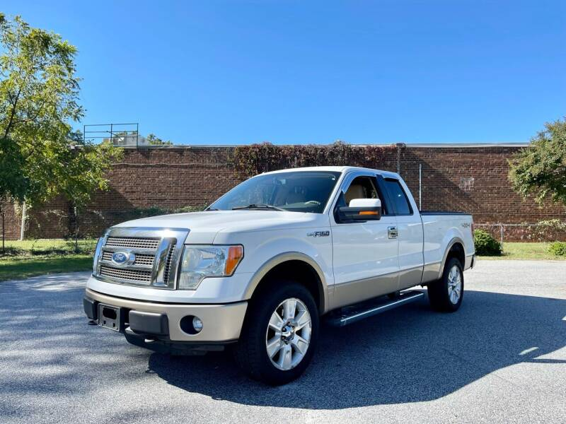 2011 Ford F-150 for sale at RoadLink Auto Sales in Greensboro NC