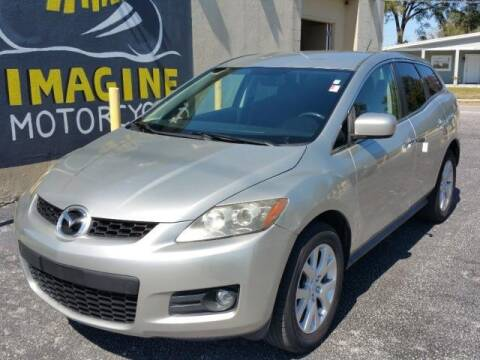 2007 Mazda CX-7 for sale at IMAGINE CARS and MOTORCYCLES in Orlando FL