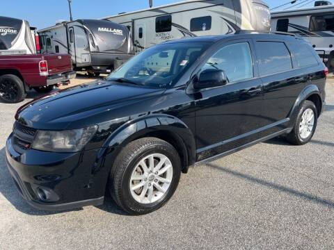 2017 Dodge Journey for sale at Modern Automotive in Boiling Springs SC