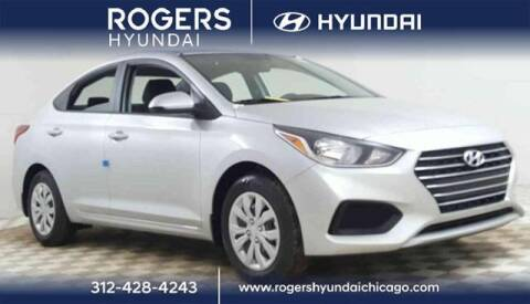 2020 Hyundai Accent for sale at ROGERS  AUTO  GROUP in Chicago IL