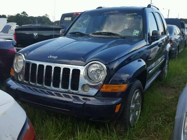 2006 Jeep Liberty for sale at New City Auto - Parts in South El Monte CA