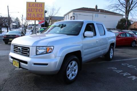 2007 Honda Ridgeline for sale at Lodi Auto Mart in Lodi NJ