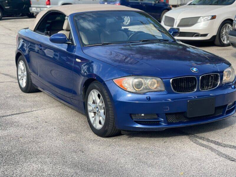 2008 BMW 1 Series for sale at AWESOME CARS LLC in Austin TX