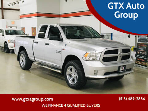 2013 RAM Ram Pickup 1500 for sale at GTX Auto Group in West Chester OH