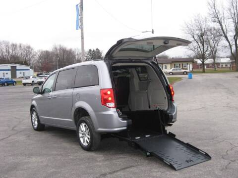 2019 Dodge Grand Caravan for sale at McCrocklin Mobility in Middletown IN