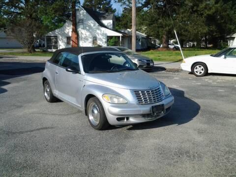 2005 Chrysler PT Cruiser for sale at Cj king of car loans/JJ's Best Auto Sales in Troy MI