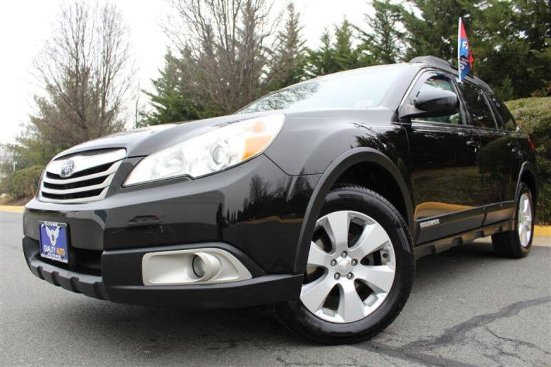2010 Subaru Outback for sale at Quality Auto in Manassas VA