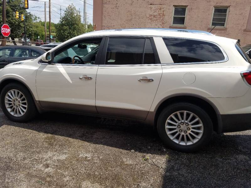 2009 Buick Enclave for sale at 216 Automotive Group in Cleveland OH