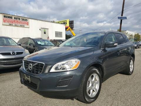2011 Volvo XC60 for sale at MENNE AUTO SALES in Hasbrouck Heights NJ