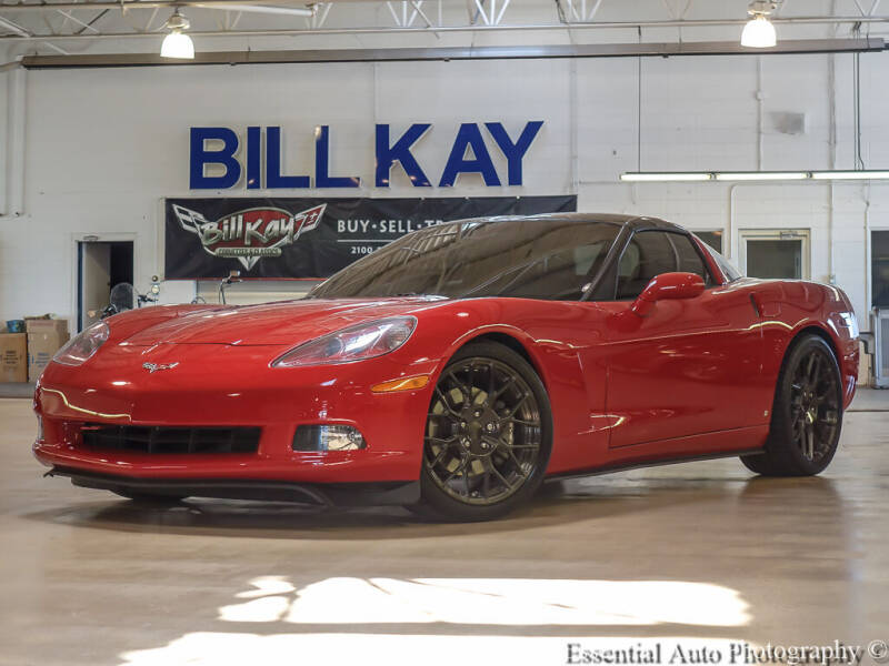 2009 Chevrolet Corvette for sale at Bill Kay Corvette's and Classic's in Downers Grove IL
