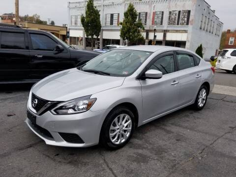 2017 Nissan Sentra for sale at East Main Rides in Marion VA