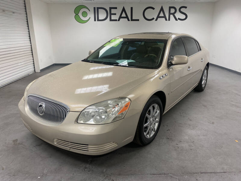 2008 Buick Lucerne for sale at Ideal Cars in Mesa AZ