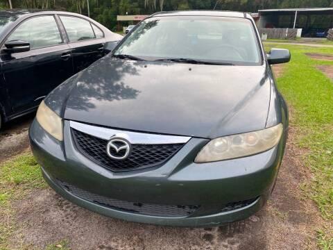 2005 Mazda MAZDA6 for sale at Carlyle Kelly in Jacksonville FL