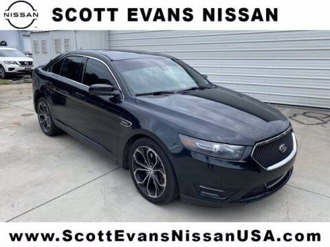 2014 Ford Taurus for sale at Scott Evans Nissan in Carrollton GA