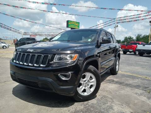 2015 Jeep Grand Cherokee for sale at Pasadena Auto Planet in Houston TX