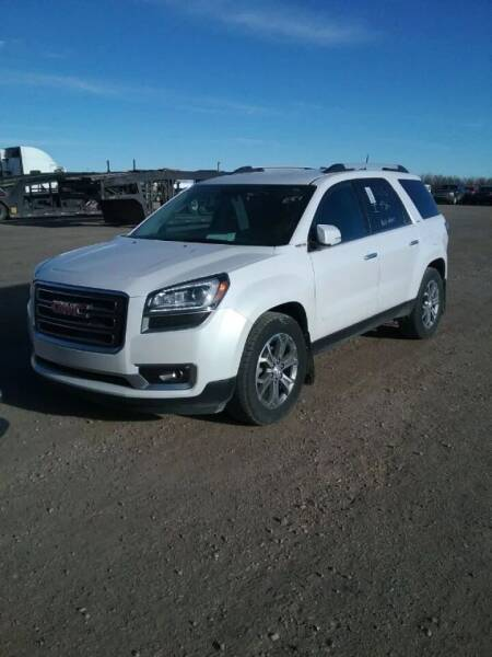 2016 GMC Acadia for sale at Electric City Auto Sales in Great Falls MT