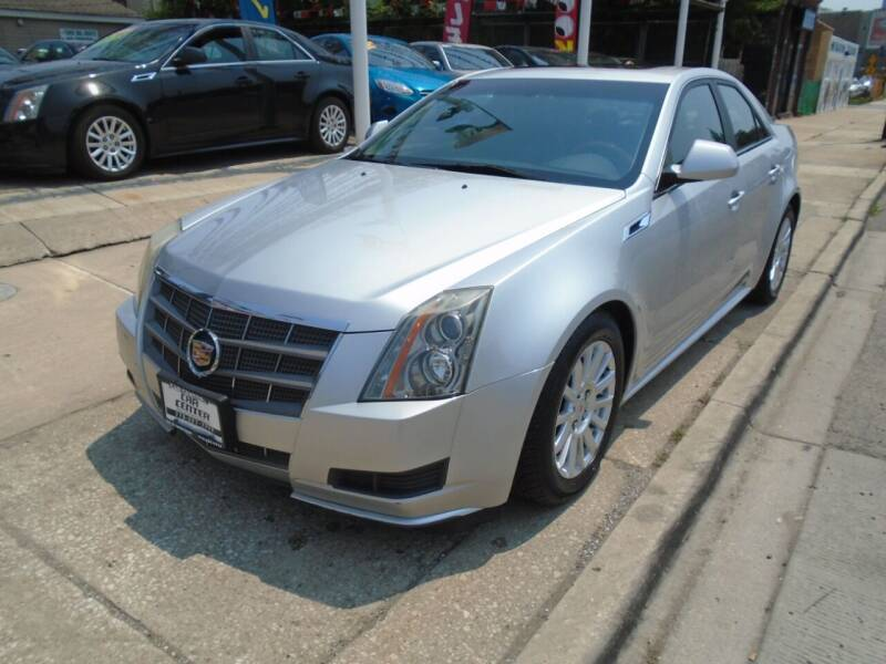 2011 Cadillac CTS for sale at CAR CENTER INC in Chicago IL