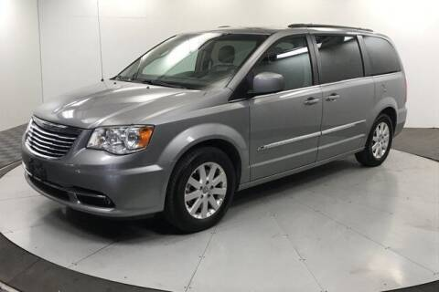 2016 Chrysler Town and Country for sale at Stephen Wade Pre-Owned Supercenter in Saint George UT