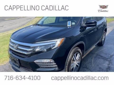 2016 Honda Pilot for sale at Cappellino Cadillac in Williamsville NY