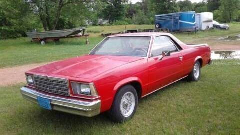 1979 Chevrolet Malibu for sale at Classic Car Deals in Cadillac MI