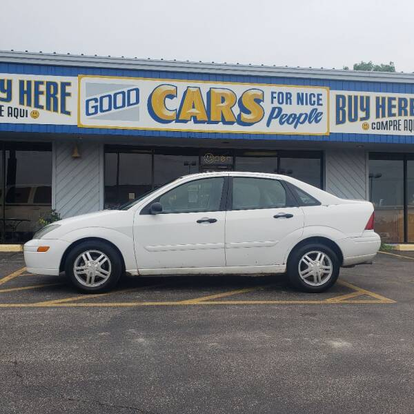 2004 Ford Focus for sale at Good Cars 4 Nice People in Omaha NE