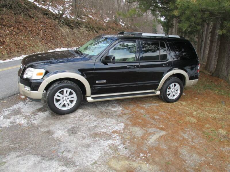 2006 Ford Explorer for sale at W.R. Barnhart Auto Sales in Altoona PA