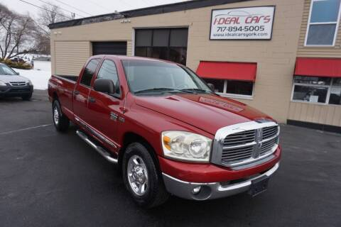 2009 Dodge Ram Pickup 2500 for sale at I-Deal Cars LLC in York PA