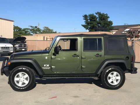 2007 Jeep Wrangler Unlimited for sale at California Diversified Venture in Livermore CA