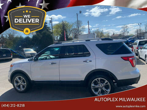 2013 Ford Explorer for sale at Autoplex 3 in Milwaukee WI