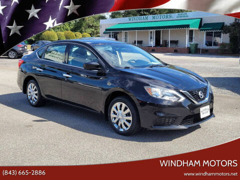 2016 Nissan Sentra for sale at Windham Motors in Florence SC