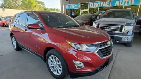 2019 Chevrolet Equinox for sale at Divine Auto Sales LLC in Omaha NE