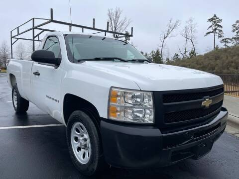 2009 Chevrolet Silverado 1500 for sale at LA 12 Motors in Durham NC