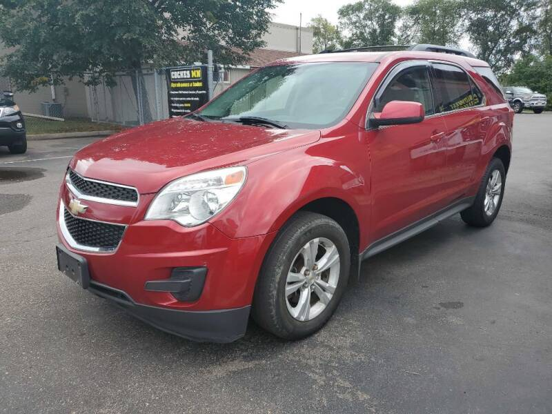 2014 Chevrolet Equinox for sale at MIDWEST CAR SEARCH in Fridley MN