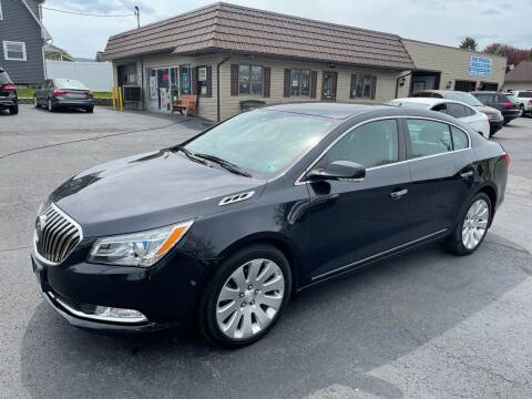 2014 Buick LaCrosse for sale at MAGNUM MOTORS in Reedsville PA