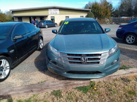 2010 Honda Accord Crosstour for sale at IDEAL IMPORTS WEST in Rock Hill SC