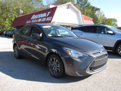 2019 Toyota Yaris for sale at Discount Auto Sales in Pell City AL