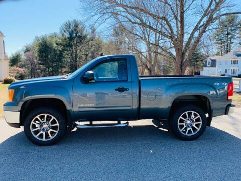 2012 GMC Sierra 1500 for sale at 41 Liberty Auto in Kingston MA