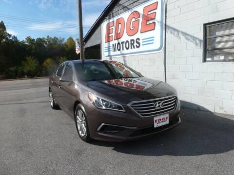 2017 Hyundai Sonata for sale at Edge Motors in Mooresville NC