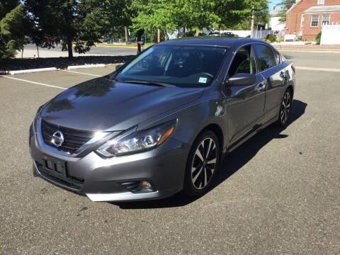 2018 Nissan Altima for sale at Bromax Auto Sales in South River NJ
