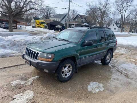 1999 Jeep Grand Cherokee for sale at BROTHERS AUTO SALES in Hampton IA