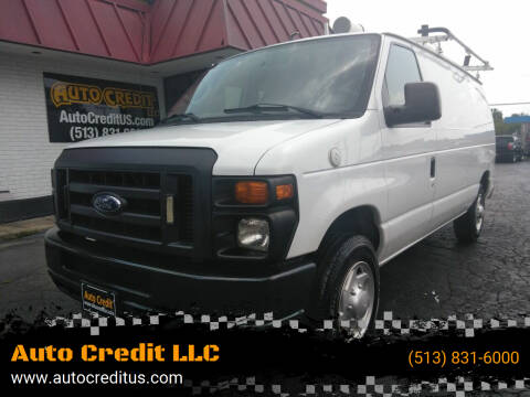 2013 Ford E-Series Cargo for sale at Auto Credit LLC in Milford OH