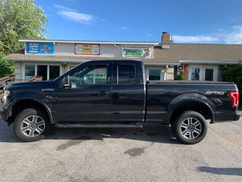 2015 Ford F-150 for sale at Revolution Motors LLC in Wentzville MO